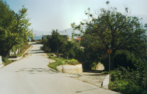 THE ENTRANCE OF ILIOCHORI